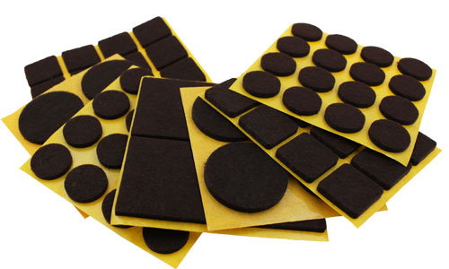 Self Adhesive Furniture Felt Pads