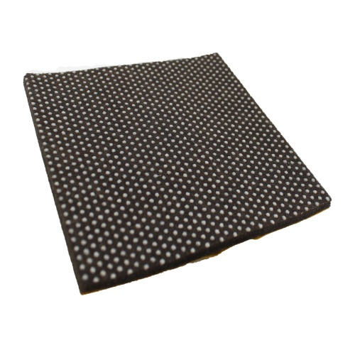 LARGE 100mm x 100mm Non-Slip Felt Pads ( for you to cut to size )